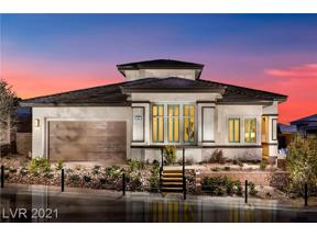 Property for sale at 932 Wild Skies Drive, Las Vegas,  Nevada 89138