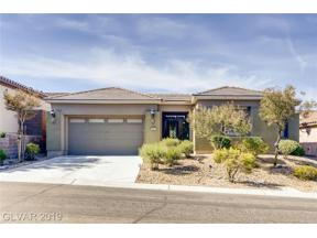 Property for sale at 2661 Paris Amour Street, Henderson,  Nevada 89044