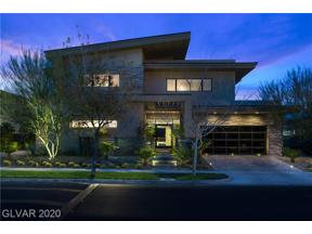 Property for sale at 9272 TOURNAMENT CANYON Drive, Las Vegas,  Nevada 89144