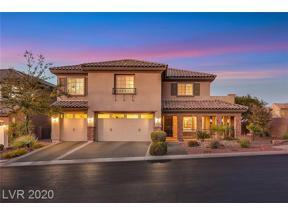 Property for sale at 2400 Luberon Drive, Henderson,  Nevada 89044