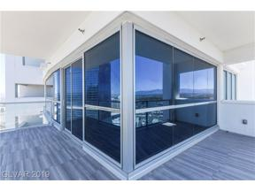 Property for sale at 2700 South Las Vegas Bl Boulevard Unit: 4003, Las Vegas,  Nevada 89109