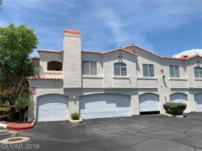 Property for sale at 2975 Bluegrass Lane Unit: 1121, Henderson,  Nevada 89074