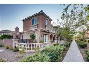 Property for sale at 2321 Malaga Peak Street, Las Vegas,  Nevada 89135