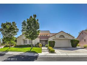 Property for sale at 3112 Hidden Treasure Drive, Las Vegas,  Nevada 89134