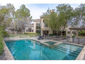 Property for sale at 805 Petit Chalet Court, Las Vegas,  Nevada 89145