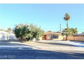 Property for sale at 1626 Sombrero Drive, Las Vegas,  Nevada 89169