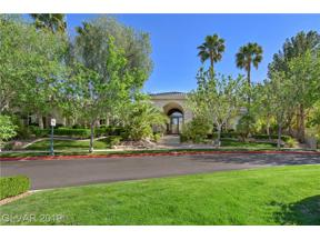 Property for sale at 2605 Vinci Court, Henderson,  Nevada 89052