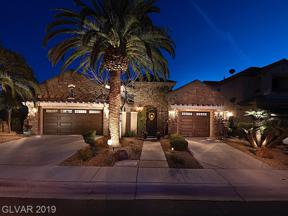 Property for sale at 1467 Foothills Village Drive, Henderson,  Nevada 89012