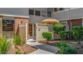 Property for sale at 697 Oakmont Avenue Unit: 3311, Las Vegas,  Nevada 89109