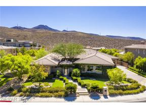 Property for sale at 3 Awbrey Court, Henderson,  Nevada 89052