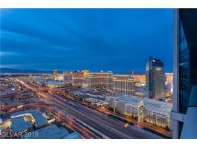 Property for sale at 4471 Dean Martin Drive Unit: 3702, Las Vegas,  Nevada 89103