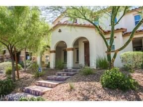 Property for sale at 3041 Camino Sereno, Henderson,  Nevada 89044