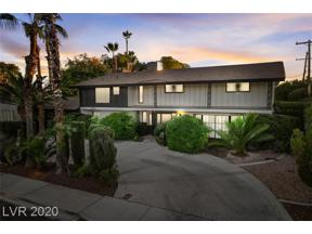 Property for sale at 2241 Geronimo Way, Las Vegas,  Nevada 89169