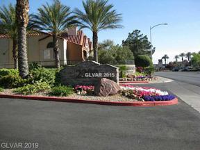 Property for sale at 2200 South Fort Apache Road Unit: 1175, Las Vegas,  Nevada 89117
