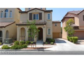 Property for sale at 11321 Colinward, Las Vegas,  Nevada 89135