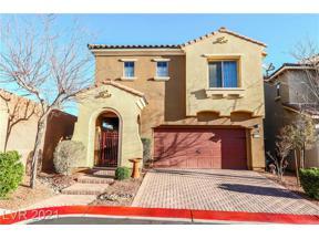 Property for sale at 11246 Almador Vista Court, Las Vegas,  Nevada 89135
