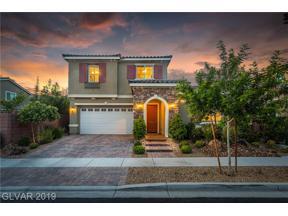 Property for sale at 3218 San Cilino Avenue, Henderson,  Nevada 89044