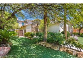 Property for sale at 11276 La Madre Ridge Drive, Las Vegas,  Nevada 89135