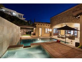 Property for sale at 2599 Portovenere, Henderson,  Nevada 89052