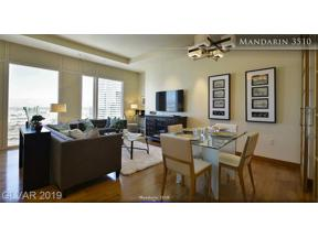 Property for sale at 3750 South Las Vegas Boulevard Unit: 3510, Las Vegas,  Nevada 89158