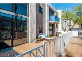 Property for sale at 353 Bonneville Avenue Unit: 639, Las Vegas,  Nevada 89101