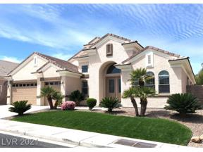 Property for sale at 2081 Ponticello Drive, Henderson,  Nevada 89052
