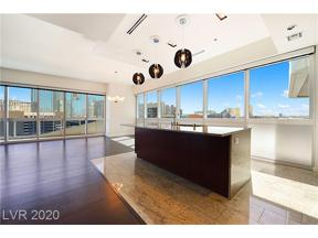 Property for sale at 4471 Dean Martin Drive 910, Las Vegas,  Nevada 89103