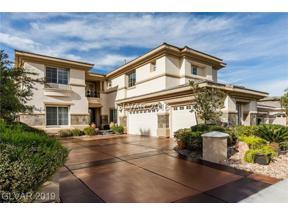 Property for sale at 425 Proud Eagle Lane, Las Vegas,  Nevada 89144