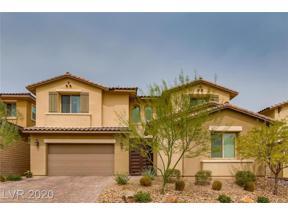 Property for sale at 12042 Portamento Court, Las Vegas,  Nevada 89138