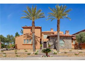 Property for sale at 22 Grand Miramar Drive, Henderson,  Nevada 89011