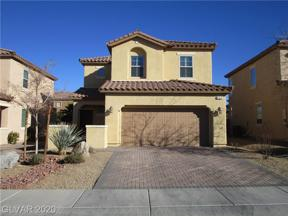 Property for sale at 956 Via Del Tramonto Street, Henderson,  Nevada 89011