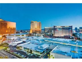 Property for sale at 2000 Fashion Show Drive Unit: 2726, Las Vegas,  Nevada 89109