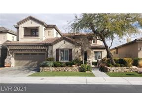Property for sale at 2006 Country Cove Court, Las Vegas,  Nevada 89135
