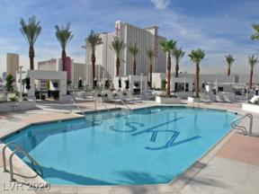 Property for sale at 2700 LAS VEGAS Boulevard 1207, Las Vegas,  Nevada 89109