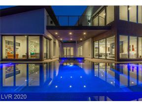 Property for sale at 2208 OVERLOOK CANYON Lane, Henderson,  Nevada 89052