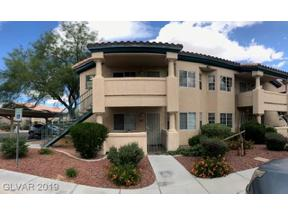 Property for sale at 8410 Eldora Avenue Unit: 2059, Las Vegas,  Nevada 89117