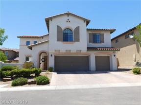 Property for sale at 607 Highland Bluff Way, Las Vegas,  Nevada 89138