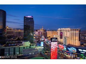 Property for sale at 3722 Las Vegas Boulevard Unit: 2804, Las Vegas,  Nevada 89158