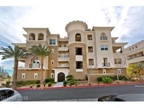 Property for sale at 9209 Las Manaitas Avenue Unit: 302, Las Vegas,  Nevada 89144
