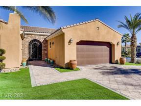 Property for sale at 85 Contrada Fiore Drive, Henderson,  Nevada 89011