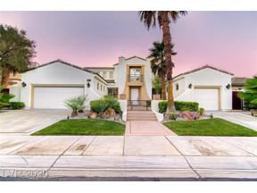 Property for sale at 2287 Green Mountain Court, Las Vegas,  Nevada 89135