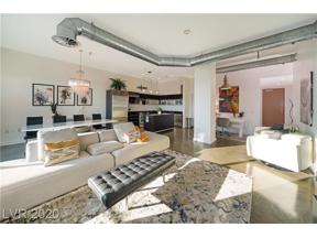 Property for sale at 200 Hoover Avenue 805, Las Vegas,  Nevada 89101