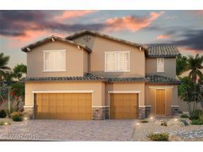 Property for sale at 4662 Teton Peak Court Unit: lot 11, Las Vegas,  Nevada 89131