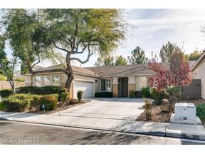 Property for sale at 2265 Aria Drive, Henderson,  Nevada 89052