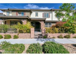 Property for sale at 1962 Via Delle Arti, Henderson,  Nevada 89044
