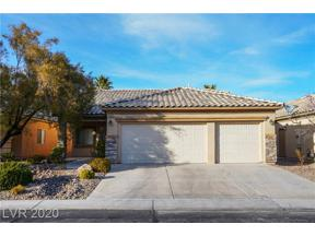 Property for sale at 88 CORA HILLS Court, Las Vegas,  Nevada 89148