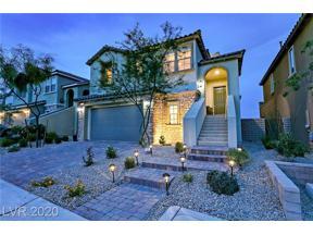 Property for sale at 460 VIGO PORT Street, Las Vegas,  Nevada 89138