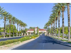 Property for sale at 10287 Santo Nina, Las Vegas,  Nevada 89135