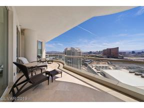 Property for sale at 2747 Paradise Road Unit: 3701, Las Vegas,  Nevada 89109