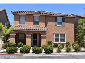 Property for sale at 3212 Mist Effect Avenue, Henderson,  Nevada 89044
